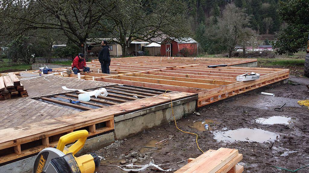 Construction loans eugene oregon